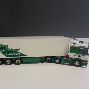 Jordan Scania R Highline 6x2 Fridge Trailer