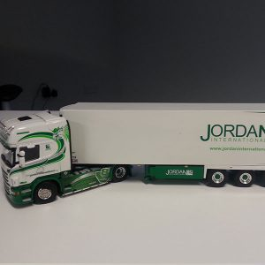 Jordan Scania R620 Topline 4x2 Fridge Trailer